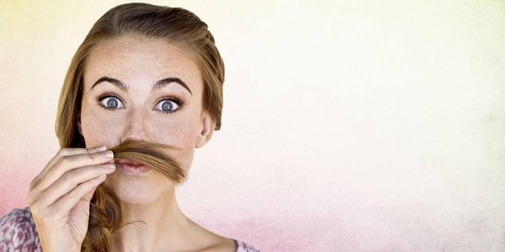 Gesichtshaare entfernen – 6 Methoden um Haare im Gesicht loszuwerden