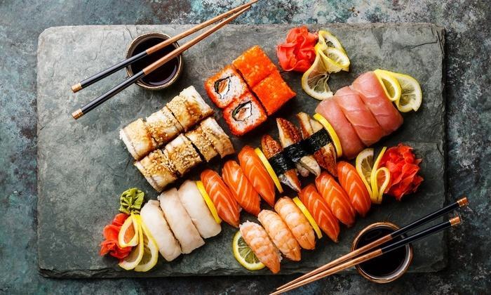 Ist Sushi gesund? Die Auflösung liest du hier!