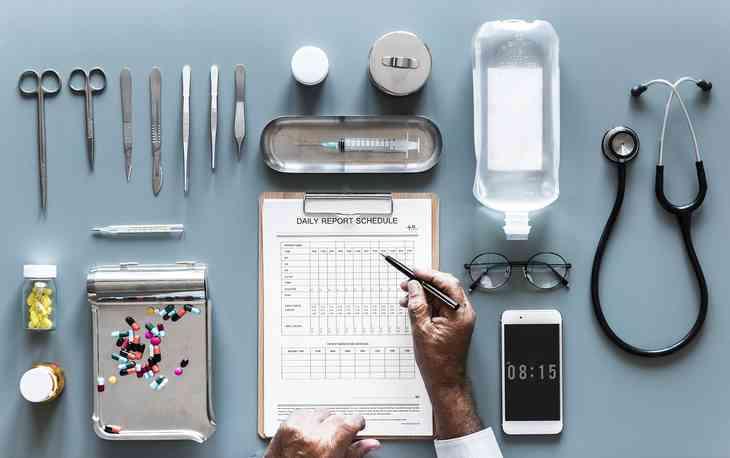 Anamnese – Deine wichtigste medizinische Vorgeschichte