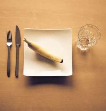 Banane bei Durchfall – Was du außerdem noch essen darfst!