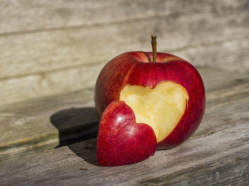 Wieviele Kalorien sind in einem Apfel enthalten?