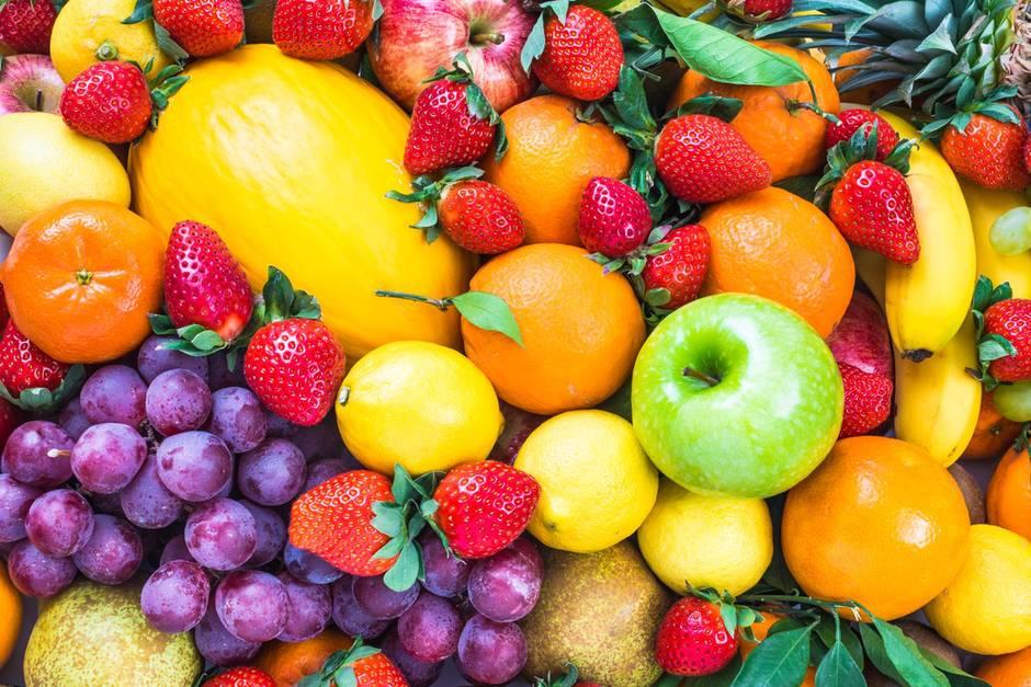 Obst mit wenig Zucker – 11 leckere Früchte