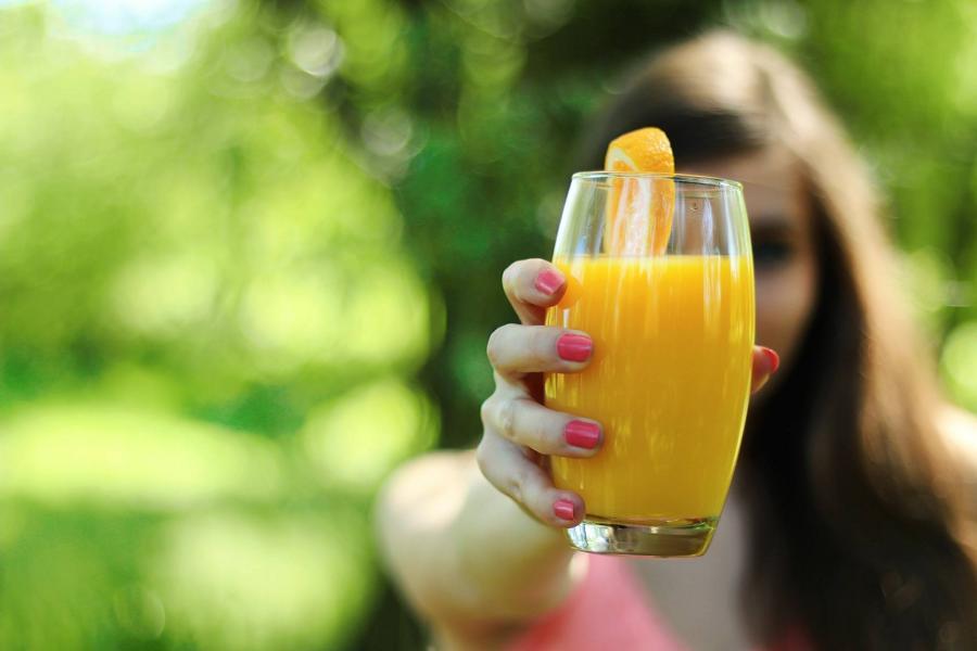 Orangensaft ist gesund – 5 intereßante Fakten!