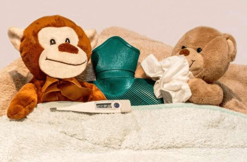 Hausmittel gegen Grippe – so wirst du sie los!
